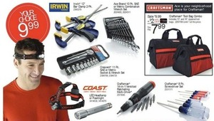 Craftsman 14- in-1 Versitool Ratcheting Multi-Driver