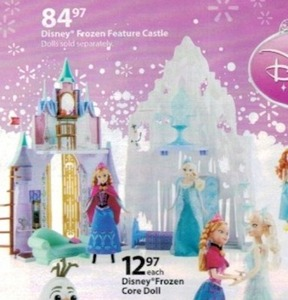 Disney Frozen Core Doll