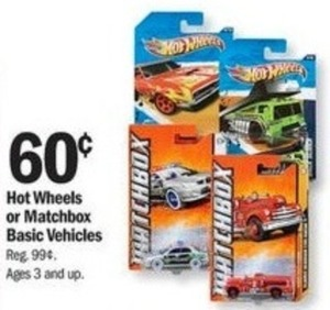 Hot Wheels Basic Vehicles
