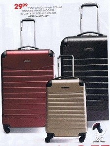 "Hardside 28"" Spinner Luggage"