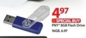 PNY 16GB Flash Drive