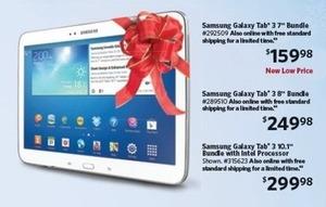 "Samsung Galaxy Tab 3 - 7"" Bundle"