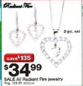 All Radiant Fire Jewelry
