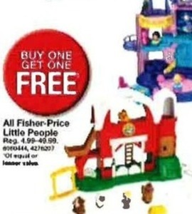 All Fisher-Price Little People