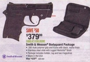 Smith & Wesson Bodyguard Package