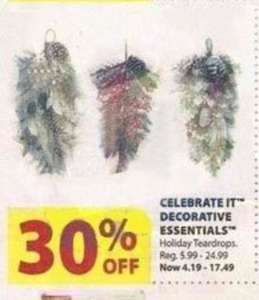 Celebrate IT Decorative Essentials