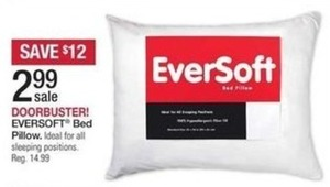 Eversoft Bed Pillow