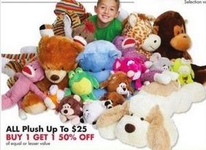 All Plush Toys