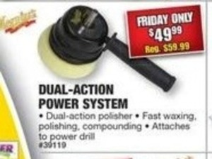 Dual Action Power System