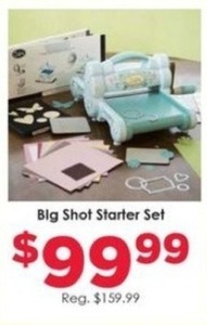 Big Shot Starter Set