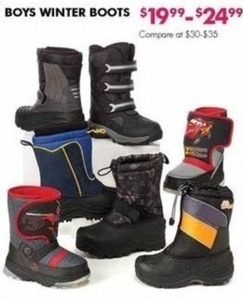 Boys Winter Boots