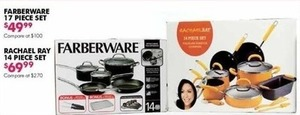 Rachael Ray 14 Piece Set