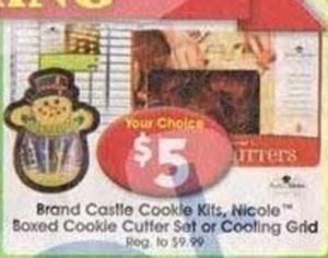Brand Castle Cookie Kits
