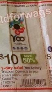 Yoo Activity Tracker