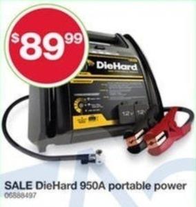 DieHard 950A Portable Power