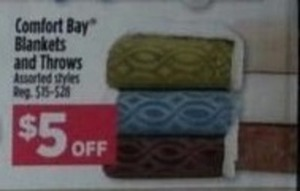 Comfort Bay Blankets and Throws