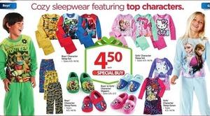 Boys' Character Sleep Set