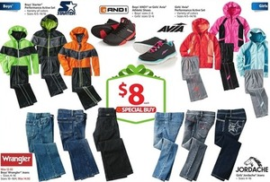 Boys' AND1 Athletic Shoes