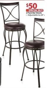 Bar Stools 2-Pack