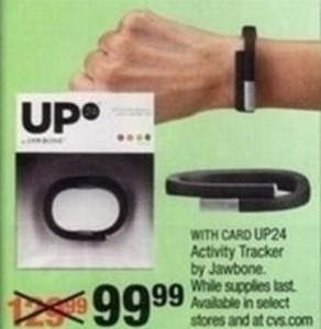 UP24 Activity Tracker by Jawbone