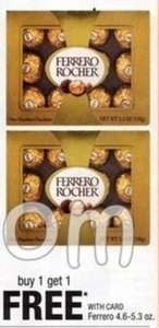 Ferrero Rocher 4.6 - 5.3 oz