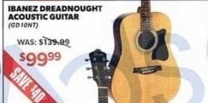 Ibanez Dreadnought Acousitc Guitar