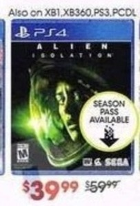 Alien: Isolation (PC Download)