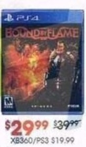 Bound By Flame (Xbox One)