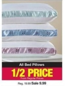All Bed Pillows