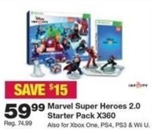 Marvel Super Heroes 2.0 Starter Pack