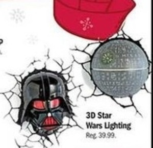 3D Star Wars Lighting