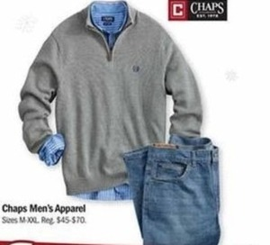 Chaps Men's Apparel