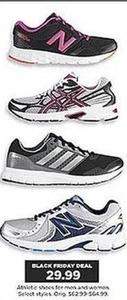 Select Men & Women Athletic Shoes