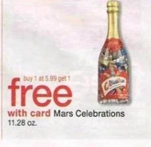 Mars Celebrations w/ Card