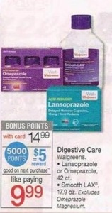 Digestive Care w/ Card + $5 Register Rewards