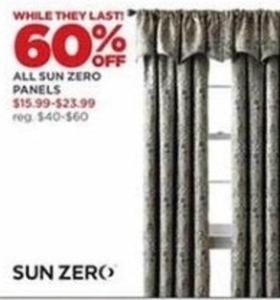 All Sun Zero Panels
