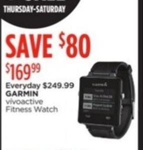 Garmin Vivoactive Fitness Watch