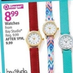 Bay Studio Watches