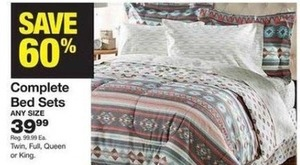 Complete Bed Sets
