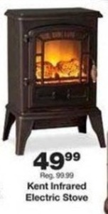 Kent Infrared Electric Stove