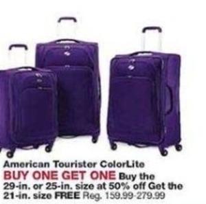 American Tourister ColorLite