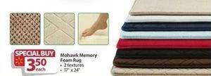 Mohawk Memory Foam Rug