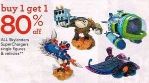 All Skylanders SuperChargers Single Figures & Vehicles