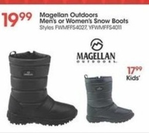 Magellan Outdoors Kids' Snow Boots