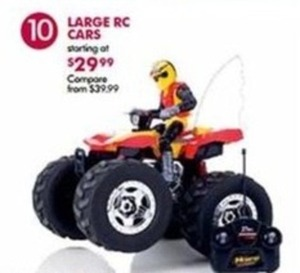 Large RC Cars