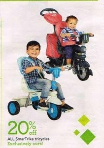 All SmarTrike Tricycles