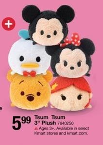 """Tsum Tsum 3"""" Plush"""