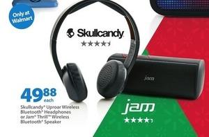 Jam Thrill Wireless Bluetooth Speaker