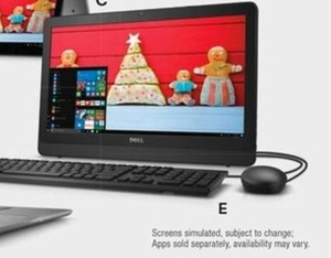 Inspiron 20 3000 All-in-One Desktop (Fri 9AM)