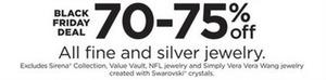 All Fine & Silver Jewelry